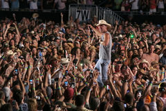 Kenny Chesney Royalty Free Stock Photo