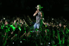 Kenny Chesney Royalty Free Stock Photography