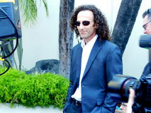 Kenny G Royalty Free Stock Photography