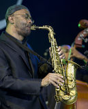 Kenny Garrett immagine stock
