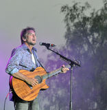 Kenny Loggins performing stock images