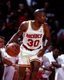 Kenny Smith, Houston Rockets Fotos de archivo