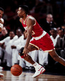 Kenny Smith, Houston Rockets. Houston Rockets guard Kenny Smith #30 Stock Image