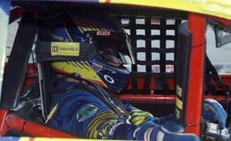 Kenny Wallace em Darlington Raceway foto de stock royalty free