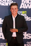 Kenny Wormald. LOS ANGELES - JUN 5:  Kenny Wormald arrivimg at the the 2011 MTV Movie Awards at Gibson Ampitheatre on June 5, 2011 in Los Angeles, CA Royalty Free Stock Photography