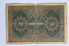 50 Kennzeichen Lizenzfreies Stockbild