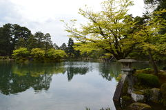 Kenroku-en Lizenzfreie Stockfotos