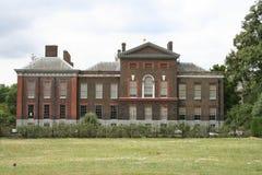 kensington伦敦宫殿 库存图片