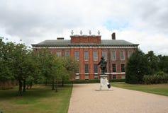 kensington伦敦宫殿 图库摄影