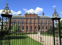 kensington παλάτι Στοκ φωτογραφία με δικαίωμα ελεύθερης χρήσης
