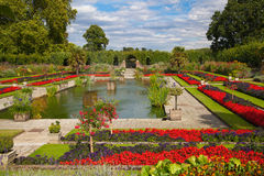 Kensington garden Stock Photography