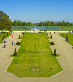 Kensington Gardens, Kensington Palace, London, England Royalty Free Stock Photography
