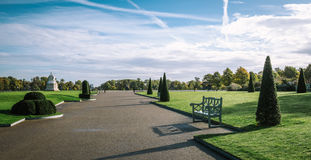 Kensington Gardens in London, United Kingdom Royalty Free Stock Image