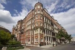 Kensington, Londen Royalty-vrije Stock Foto's