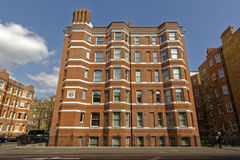 Kensington, london Royalty Free Stock Image