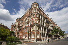Kensington, Londres Fotos de archivo libres de regalías