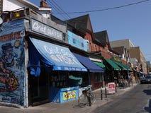 Kensington Market, Toronto Royalty Free Stock Photography