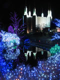 kensington maryland mormon temple Στοκ Εικόνα