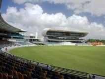 Kensington Oval Royalty Free Stock Photo
