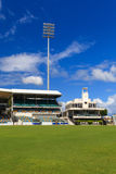 Kensington-Oval-Cricketplatz Lizenzfreies Stockbild