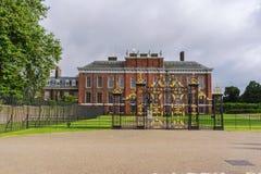 Kensington pałac Fotografia Royalty Free