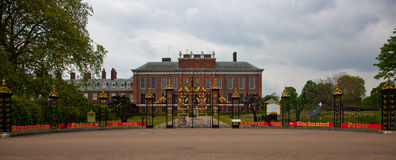 Kensington Palace Stock Image