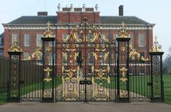 Kensington Palace Royalty Free Stock Photo
