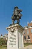 Kensington Palace entrance at London Stock Photography