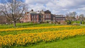 Kensington Palace and Gardens, London, England, United Kingdom. Stock Image