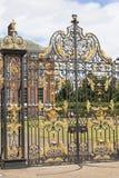 Kensington Palace in Kensington Gardens, decorative gate, London, United Kingdom Royalty Free Stock Photos
