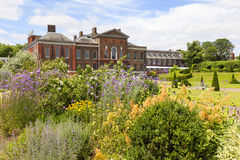 Kensington Palace in Kensington Gardens, London, United Kingdom Royalty Free Stock Images