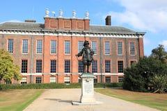 Kensington palace in London Stock Image