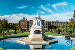 Kensington Palace in London, England. UK Stock Images