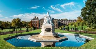 Kensington Palace in London, England. UK Royalty Free Stock Images