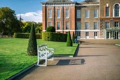 Kensington Palace in London, England. UK Stock Photos