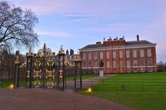 Kensington Palace London Royalty Free Stock Image