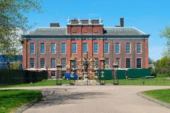 Kensington Palace Stock Photos