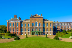 Kensington Palace in London Royalty Free Stock Images