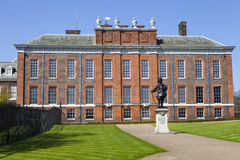 Kensington Palace in London Stock Photo