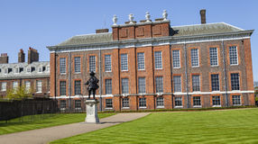 Kensington Palace in London Royalty Free Stock Image