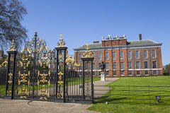 Kensington Palace in London Stock Images