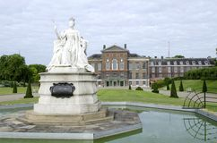 Kensington Palace Royalty Free Stock Photos