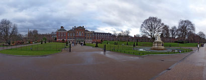 Kensington Palace Stock Image