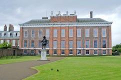 Kensington-Palast Lizenzfreies Stockbild