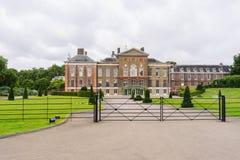 Kensington-Palast Stockfotografie