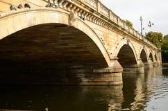 Kensington-Palast-Gärten, London Lizenzfreie Stockfotografie