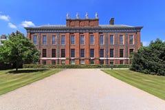 Kensington slott Royaltyfria Foton