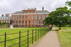 Kensington slott Fotografering för Bildbyråer
