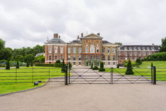 Kensington slott Arkivbild