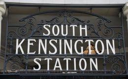Kensington sul Fotografia de Stock